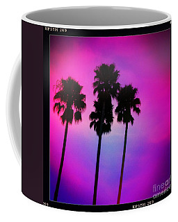 Psychedelic Palms Coffee Mug