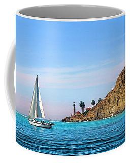 Pt Loma - San Diego Bay Coffee Mug