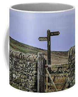 Public Bridleway Coffee Mug