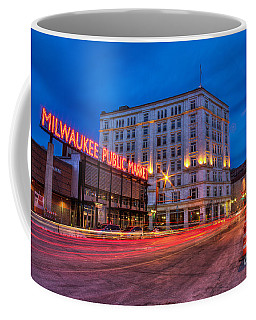 Public Market Zip Coffee Mug