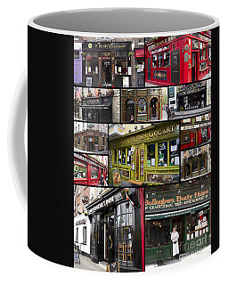 Pubs Of Dublin Coffee Mug by David Smith