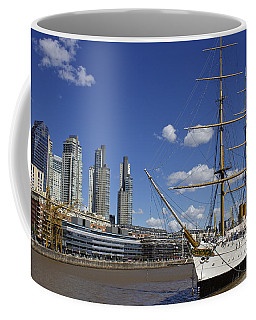 Puerto Madero Buenos Aires Coffee Mug by Venetia Featherstone-Witty