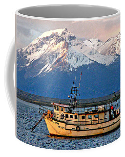 Coffee Mug featuring the photograph Mama Dina by Rick Locke
