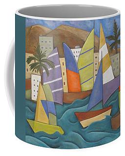 Puerto Nuevo Coffee Mug
