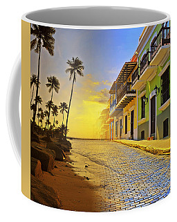 Puerto Rico Collage 2 Coffee Mug