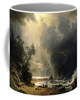 Puget Sound On The Pacific Coast Coffee Mug