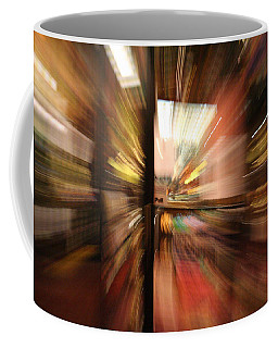 Pull Coffee Mug