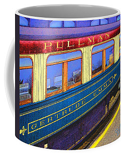 Pullman Coffee Mug