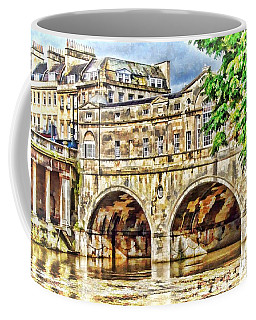 Pulteney Bridge Bath Coffee Mug