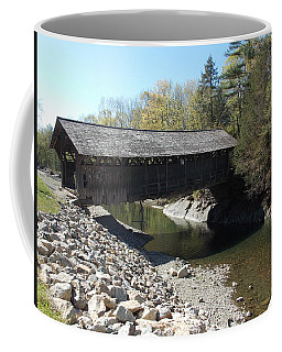 Pumping Station Covered Bridge Coffee Mug