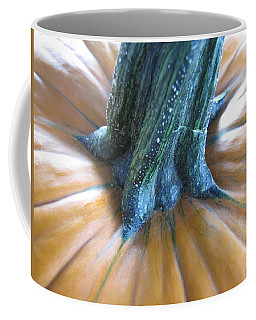 Coffee Mug featuring the photograph Pumpkin by Beth Vincent