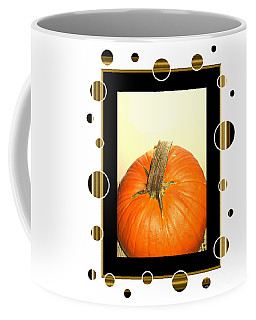 Pumpkin Card Coffee Mug