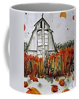Pumpkin Dreams Coffee Mug
