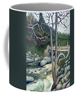 Pumpkin Hollow Bridge Coffee Mug