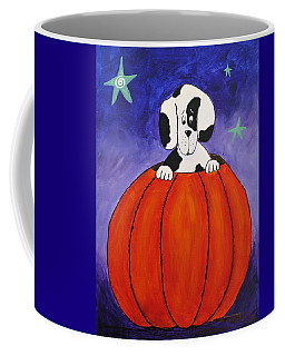 Pumpkin Problems Coffee Mug