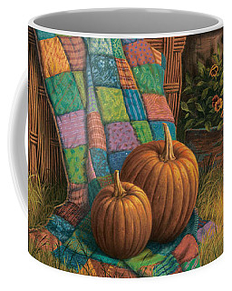 Pumpkins And Patches Coffee Mug
