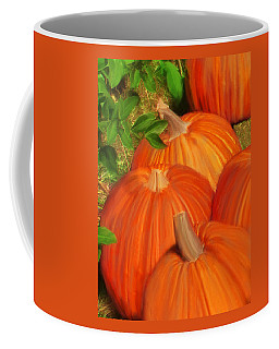 Pumpkins Pumpkins Everywhere Coffee Mug