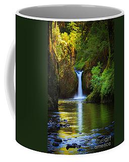 Punchbowl Falls Coffee Mug