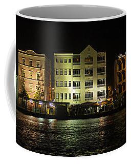 Punda At Night Panoramic Coffee Mug