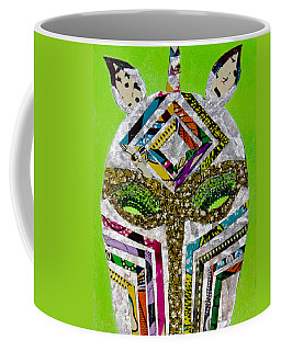 Punda Milia Coffee Mug by Apanaki Temitayo M