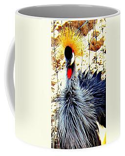 Coffee Mug featuring the photograph Punk by Faith Williams
