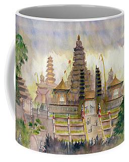 Pura Besakih Bali Coffee Mug