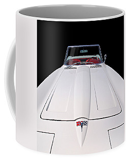 Pure Enjoyment - 1964 Corvette Stingray Coffee Mug
