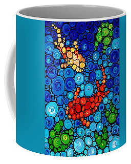 Pure Koi Joi Coffee Mug