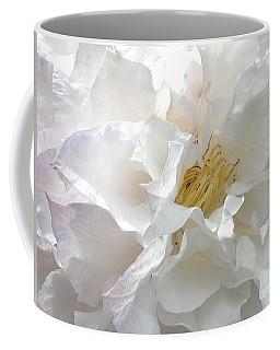 Pure White Coffee Mug