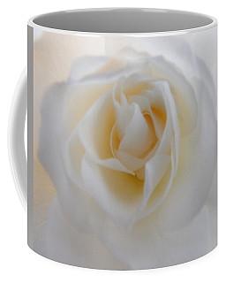 Coffee Mug featuring the photograph Purity by Deb Halloran