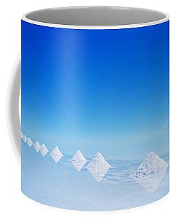 Purity Coffee Mug by Shaun Higson