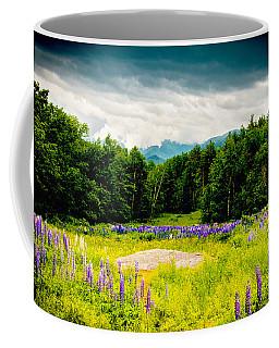 Purple And Mountains And Majesty Coffee Mug