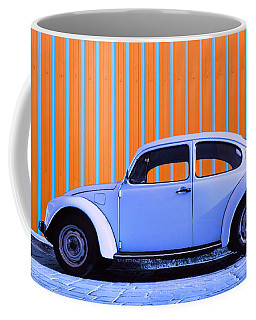 Purple Bug Coffee Mug