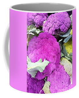 Purple Cauliflower Coffee Mug