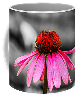Purple Coneflower - Sc Coffee Mug
