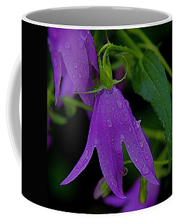 Purple Coffee Mug by Daniel Sheldon