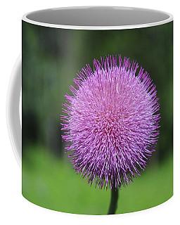 Purple Fuzz Coffee Mug