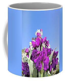 Purple Glow 2 Coffee Mug