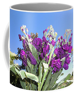 Purple Glow Coffee Mug
