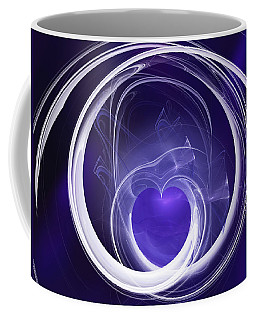 Purple Heart Coffee Mug
