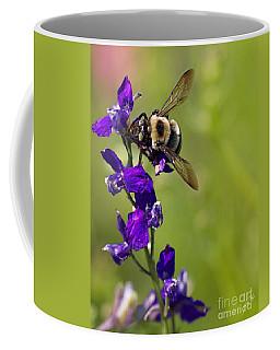 Purple Majesty Coffee Mug