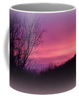 Purple Majesty Coffee Mug