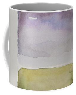 Purple Morning Coffee Mug