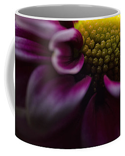 Purple Mum Macro Coffee Mug