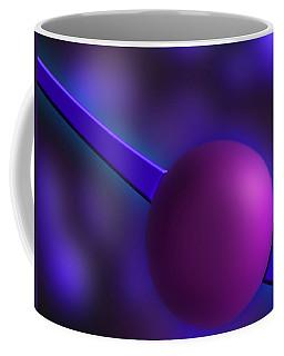 Purple Orb Coffee Mug