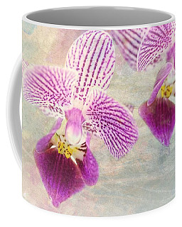 Purple Orchid 2 Coffee Mug