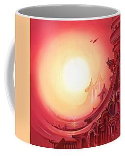 Purple Prayer Coffee Mug