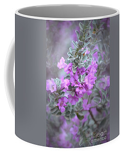 Purple Sage Coffee Mug by Deb Halloran