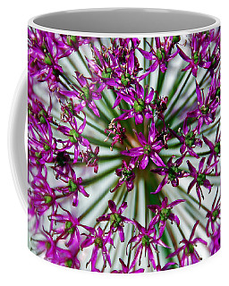 Purple Starlight Coffee Mug by Aimee L Maher Photography and Art Visit ALMGallerydotcom