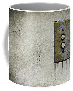 Push Button Coffee Mug